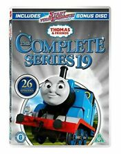 Thomas and Friends Complete Series 19 DVD Region 2