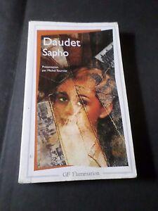 Buch Taschen- Daudet, Sappho, N.1235, Flammarion