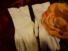 des années 50 ,blancs gants n°6 petite main