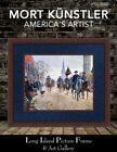 Mort Kunstler Lee at Fredericksburg Mini Print Custom Framed