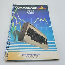 Commodore 64 Users Guide - 1st Edition, 5th Printing VGC