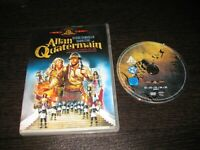 Allan Quatermain DVD Richard Chamberlain Sharon Stone