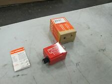 National Controls Solid State Time Delay Relay #T2K-00010-466 1-10 Sec 12V (NIB)