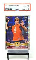 2012 Topps Chrome XFRACTOR RC Vikings KIRK COUSINS Rookie Card PSA 10 - Pop 35