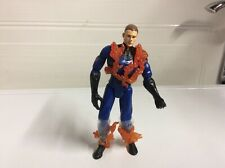 Fantastic Four 4 Movie Action Figure Human Torch 2007 Hasbro Marvel Toy 5.5""