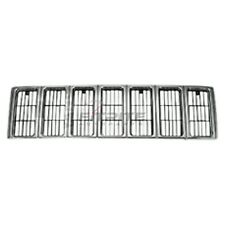 Grille Chrome Black For 2000-2001 Jeep Cherokee Country Model 2-Door CH1200227