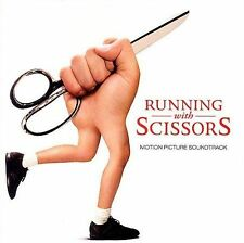 Running with Scissors CD Original Soundtrack VG Condition