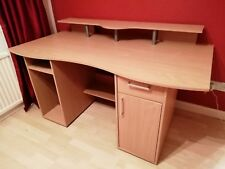 computer desk. Used but in good condition.
