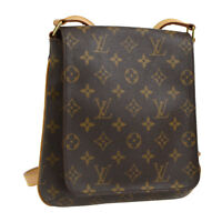 LOUIS VUITTON MUSETTE SALSA CROSS BODY SHOULDER BAG MONOGRAM M51387 NR12962b