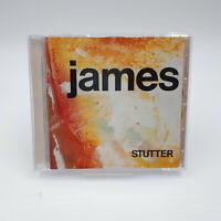 James Stutter CD Debut Studio Album Warner Music Sire Records 1991 Like New