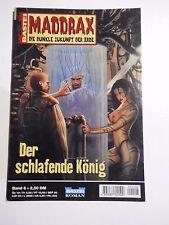 """MADDRAX BASTEI Heft """"Die dunkle Zukunft der Erde"""" - Nr. 8 vom 15.5.2000 -  neu"""