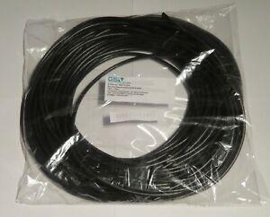 Spiralschlauch Wickelschlauch Kabelschlauch Ø 2,0mm bis 10mm schwarz  VPE = 4m