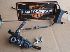 2015 Harley Sportster 1200 Rear Brake Master Cylinder & Reservoir