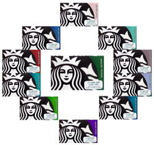 Starbucks Cards 2012 - Dragon - Valentine - Spring - Coffee Icons - YOU CHOOSE!!