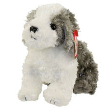 TY Beanie Baby - HERDER the Sheep Dog (6 inch) - MWMTs Stuffed Animal Toy