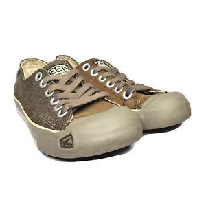 Keen Coronado Lace Up Sneaker Rubber 100% Vulcanized Footwear Women's 5.5