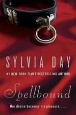 Spellbound by Sylvia Day a paperback book FREE SHIPPING Spell bound