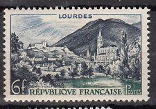 FRANCE TIMBRE NEUF N° 976 *  LOURDES