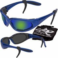 Hercules Safety Glasses Blue Frame Various Lens Options