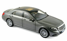 NOREV 2013 Mercedes Benz S-Class Palladium Silver 1:18*New Item!