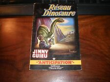 SF/ANTICIPATION N°115/Jimmy GUIEU/RESEAU DINOSAURE 1958 EO BRANTONNE