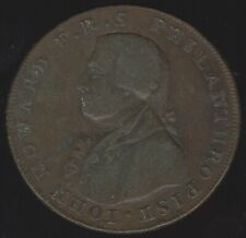 More details for 1794 portsmouth & chichester halfpenny token | pennies2pounds