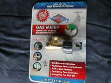 Propane Gas Meter Fitting New