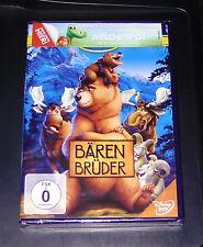 BÄRENBRÜDER SPECIAL COLLECTION WALT DISNEY FILM DVD NEU & OVP