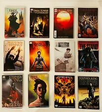 89 DARK TOWER / STAND COMICS - 13 MINI SERIES + 23 VARIANTS 1:25 /1:75/ SKETCH