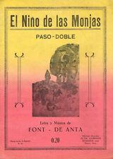 EL NINO DE LAS MONJAS