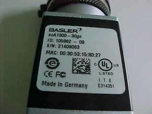 Basler ACA 1300-30gc camera w/M Tron 8mm f1.4 lens