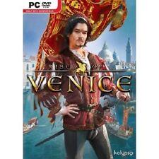 PO//40155 //RISE OF VENICE EDITION DELUXE JEU + 3 DLC POUR PC NEUF