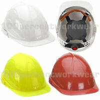 Supertouch ST-150 ABS Work Safety Helmet Hard Hat Construction Industry Builders
