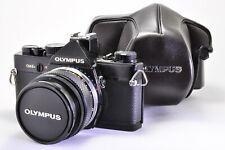 【Near Mint】OLYMPUS OM-2N+Zuiko 50mm F1.4 35mm SLR Film Camera From JAPAN A232