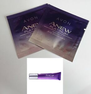 AVON Anew Instant Eye Smoother x2 SAMPLES