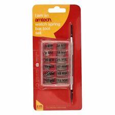 Amtech Watch Spring Bar Tool Set Removal Bars Repair Link Pins Watchmaker