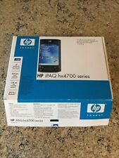 Hp iPaq hx4705 Pocket Pc