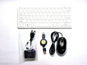 Sale! Computer Cables Bundle - Keyboard, Mouse, USB +Extension & Power