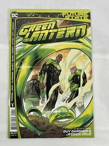 Future State: Green Lantern #1 NM- 9.2 1st Print DC Comics 2021 Guy Gardner