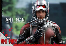HOT Toys MMS308 – Ant-Man: Ant-Man 1/6 Collectible Figure Free Shipping