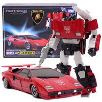 Takara Tomy Transformers Masterpiece MP-12 SIDESWIPE Lambor LP500S Action Figure