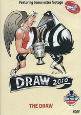 AFL Grand Final 2010 - The Draw - NEW DVD
