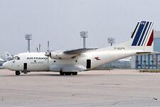 TRANSALL C 160 D, Transportflugzeug. Modellbauplan mit DXF - DWG Rohdaten