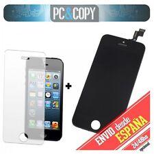 Pantalla completa LCD RETINA CON Tactil + Cristal Templado para iPhone 5C NEGRO