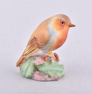 Royal Worcester Bird Figurine - Robin RW3197 by Eva Soper