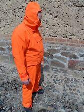 200 Stück Overgarment   Schutzanzug ABC Schutz Thw Bundeswehr Farbe: Orange