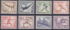 Deutsches Reich 1936 Olimpico Giochi estivi MER. n. 609-16 ** fresco POSTALE € 140,--