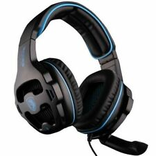 SADES SA810 Camouflage Grey Over the Ear Headsets for Multi-Platform