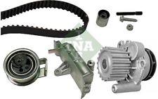INA Bomba de agua kit correa distribución Para FORD VW GOLF 530 0090 30