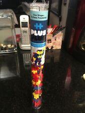 Plus-Plus - Mini Maker Tube - Superhero - 70 pc
